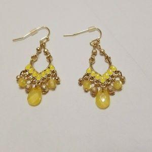 Mixit mini chandelier earrings